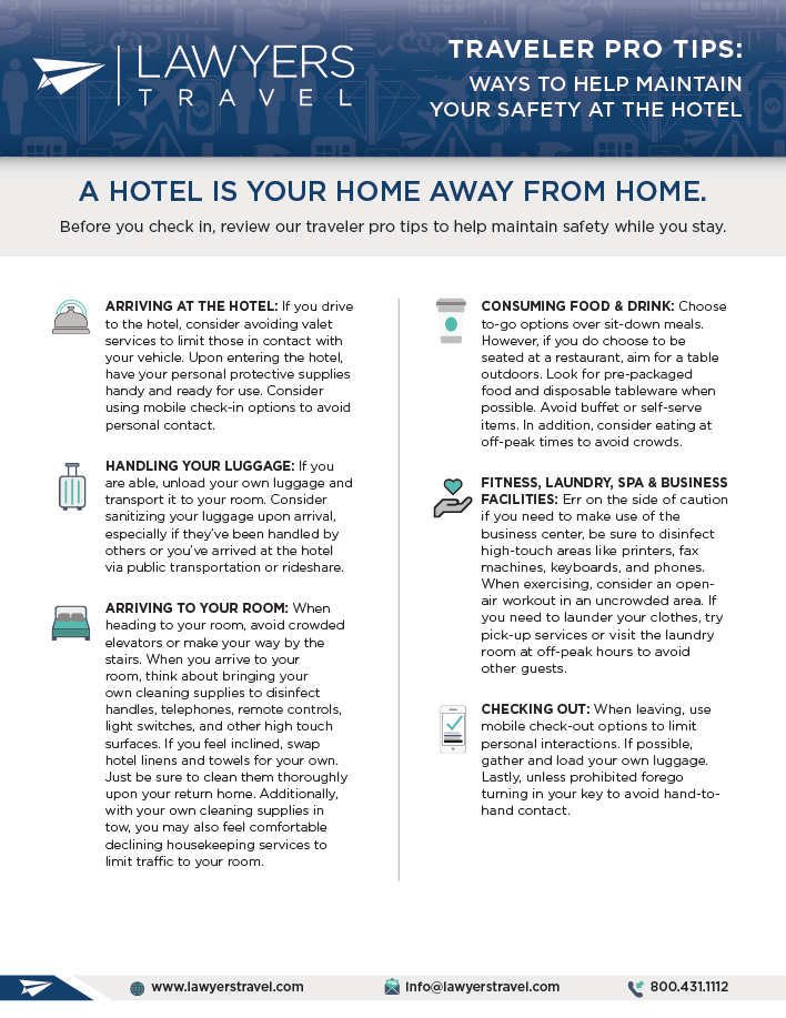 Lawyers Travel_Ready to Go_Hotel Safety