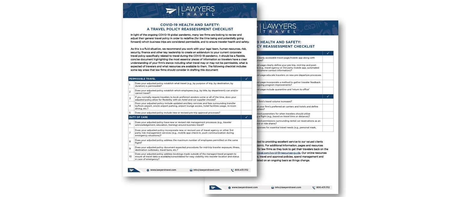 Lawyers Travel COVID Policy Checklist_blog